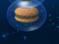 File:Chicken Invaders Ultimate Omelette Space Burger Headquarters Bubbled Cheeseburger.png