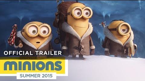 Minions - Official Trailer (HD) - Illumination