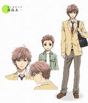 Taichi's appearance