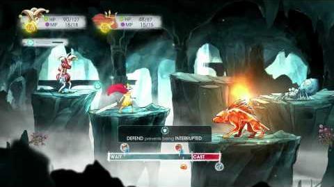 Child of Light - Finn's Plight -PS4 Gameplay HD-