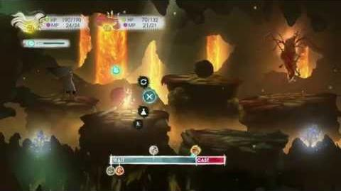 Child of Light - Bolmus Inferno -PS4 Gameplay HD-