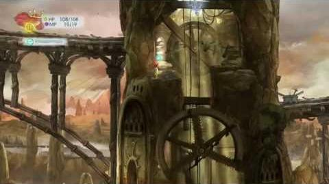Child of Light - Achille's Odyssey -PS4 Gameplay HD-