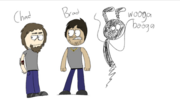 Chad and Brad
