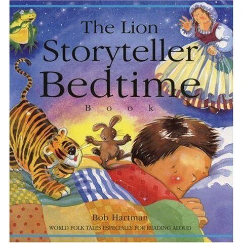 File:The Lion Storyteller Bedtime Book.jpg