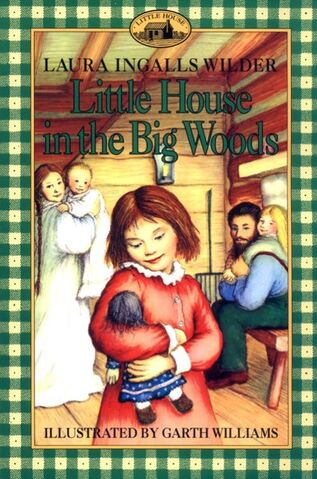 File:Little House in the Big Woods.jpg