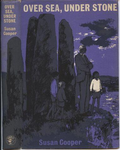 File:Over Sea, Under Stone (1st ed).jpg