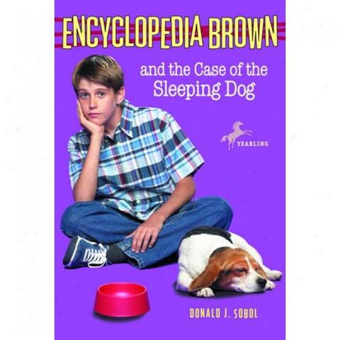 File:Encyclopedia Brown and the Case of the Sleeping Dog.jpg