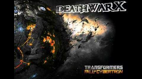 Transformers Fall of Cybertron OST - 20 Titan Battle