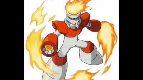 Mega Man - Fire Man Remix