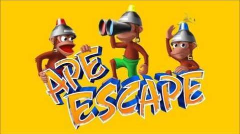 Ape Escape - Music Specter Land ~ Monkey Madness