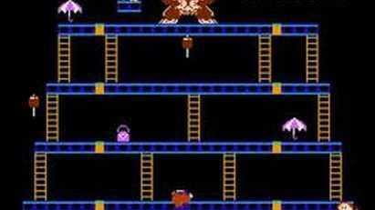 Gameplay Video Donkey Kong (NES)