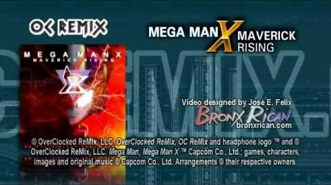 Maverick Rising 4-12 'First Form Slayer' (Our Blood Boils) by prophetik Mega Man X7 OC ReMix