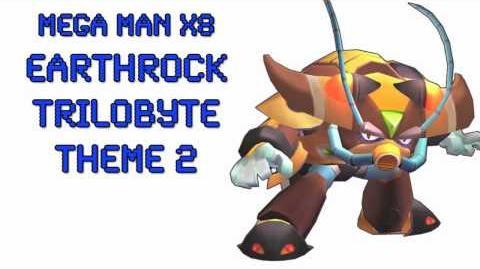 """Mega Man X8 """"Earthrock Trilobyte Theme 2"""" OST"""