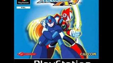 Megaman X4 - Maverick Zero vs Sigma