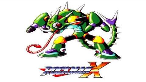 Mega Man X - Sting Chameleon (Sega Genesis Remix)