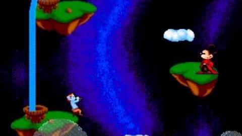 Fantasia Sega Mega Drive Genesis playthrough