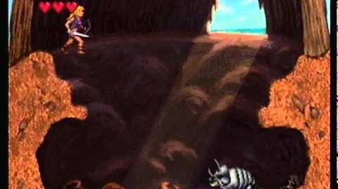 Zelda The Wand of Gamelon Walkthrough Part 01 - Aru Ainu - Sakado