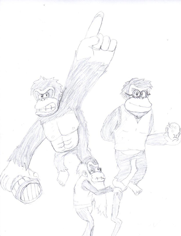 DKD Cranky Kong