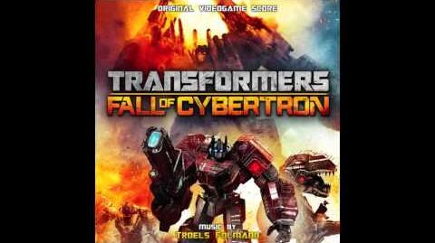 Transformers Fall of Cybertron (Original Video Game Score) - Hospital