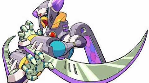 Megaman X8 Dark Mantis Stage Theme EXTENDED