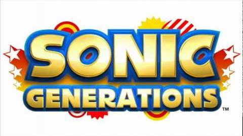 Sonic Generations 3DS - Big Arm Extended