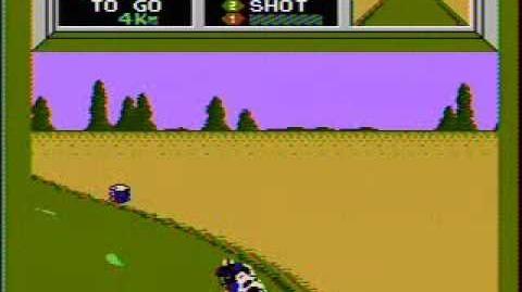 Mach Rider - NES Gameplay