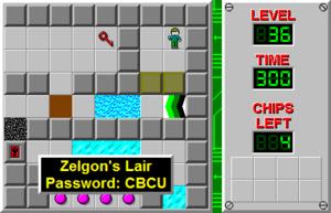 CCLP3 Level 36