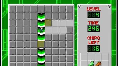 CCLP2 level 4 solution - 237 seconds
