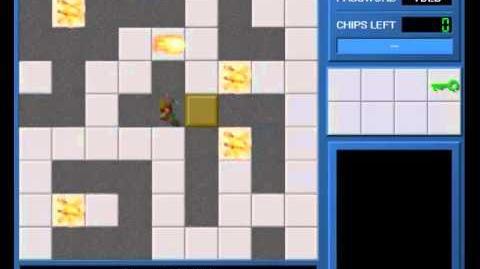 CCLP1 level 68 solution - 947 seconds