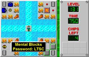 CCLP3 Level 131