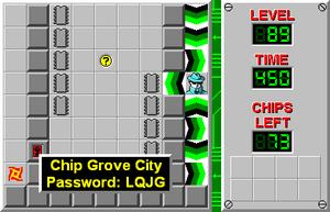 CCLP1 Level 89