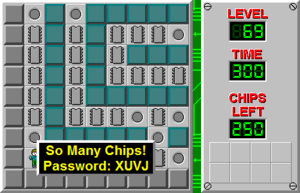 CCLP2 Level 69