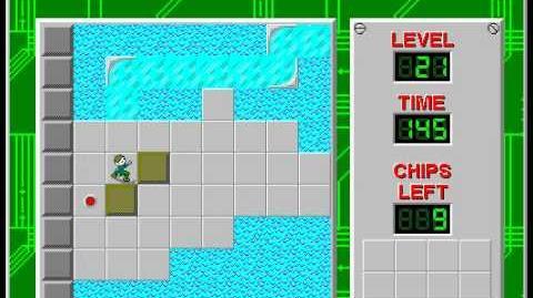 Chip's Challenge bug - cross-checking