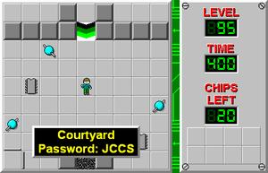 CCLP1 Level 95