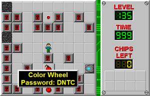 CCLP3 Level 135
