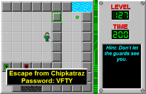 CCLP2 Level 127