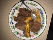 Chocolate truffle ice cream