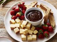 Chocolateee Fondue yum