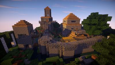 Chocolate Quest Castle3