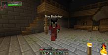 The Butcher Himself