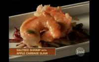 Alina's Honey Shrimp and Slaw
