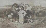 William Strutt Peace 1896