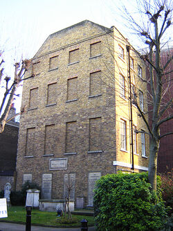 Shoreditch john wesleys house 1