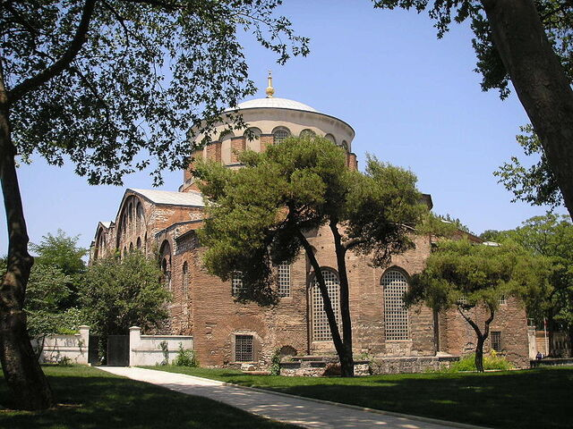 File:800px-Hagia Eirene Constantinople July 2007 001.jpg