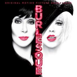 Burlesque Soundtrack Cover