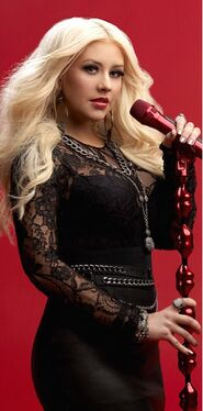 The-voice-christina-shakira