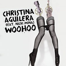 Xtina woohoo isngle cover