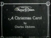 Christmas Carol 1910