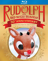 Rudolph 50thAnniversary Bluray