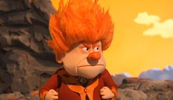 Heat Miser in A Miser Brothers Christmas